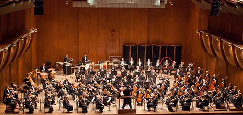 The Orchestra ``Machine``